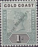 Stamp Gold Coast Catalog number: 28