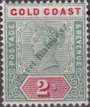 Stamp Gold Coast Catalog number: 29