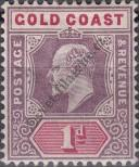 Stamp Gold Coast Catalog number: 35