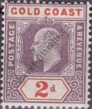 Stamp Gold Coast Catalog number: 36