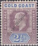 Stamp Gold Coast Catalog number: 37