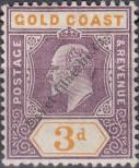 Stamp Gold Coast Catalog number: 38