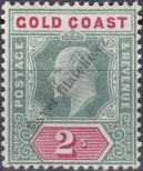 Stamp Gold Coast Catalog number: 41