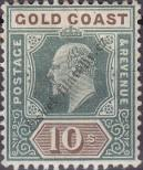 Stamp Gold Coast Catalog number: 43