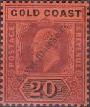 Stamp Gold Coast Catalog number: 44