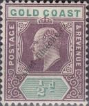 Stamp Gold Coast Catalog number: 45