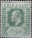 Stamp Gold Coast Catalog number: 46