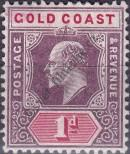Stamp Gold Coast Catalog number: 47
