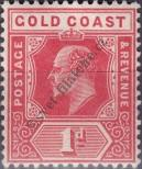 Stamp Gold Coast Catalog number: 48