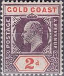 Stamp Gold Coast Catalog number: 49