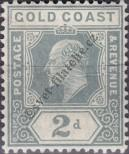 Stamp Gold Coast Catalog number: 50