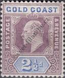 Stamp Gold Coast Catalog number: 51