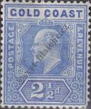 Stamp Gold Coast Catalog number: 52