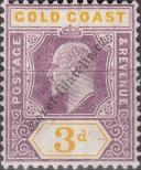 Stamp Gold Coast Catalog number: 53