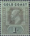 Stamp Gold Coast Catalog number: 56