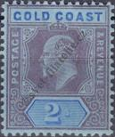Stamp Gold Coast Catalog number: 57