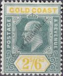 Stamp Gold Coast Catalog number: 58