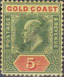 Stamp Gold Coast Catalog number: 60