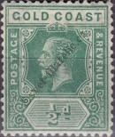 Stamp Gold Coast Catalog number: 62