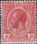 Stamp Gold Coast Catalog number: 63