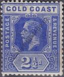 Stamp Gold Coast Catalog number: 65