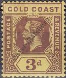 Stamp Gold Coast Catalog number: 66