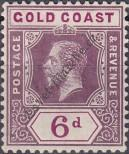Stamp Gold Coast Catalog number: 67