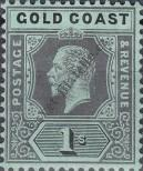 Stamp Gold Coast Catalog number: 68