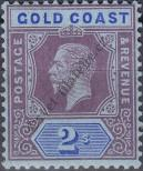 Stamp Gold Coast Catalog number: 69
