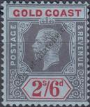 Stamp Gold Coast Catalog number: 70