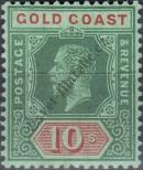 Stamp Gold Coast Catalog number: 72