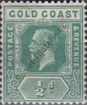 Stamp Gold Coast Catalog number: 75