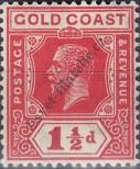 Stamp Gold Coast Catalog number: 77