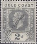 Stamp Gold Coast Catalog number: 78