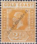Stamp Gold Coast Catalog number: 79