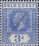 Stamp Gold Coast Catalog number: 80