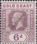 Stamp Gold Coast Catalog number: 81