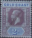 Stamp Gold Coast Catalog number: 83