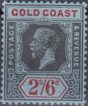 Stamp Gold Coast Catalog number: 84