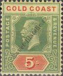 Stamp Gold Coast Catalog number: 85