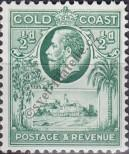Stamp Gold Coast Catalog number: 88