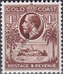 Stamp Gold Coast Catalog number: 89