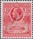 Stamp Gold Coast Catalog number: 90