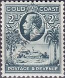 Stamp Gold Coast Catalog number: 91