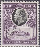 Stamp Gold Coast Catalog number: 94