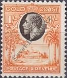 Stamp Gold Coast Catalog number: 95