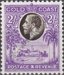 Stamp Gold Coast Catalog number: 96