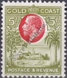 Stamp Gold Coast Catalog number: 97