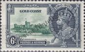 Stamp Gold Coast Catalog number: 100
