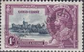 Stamp Gold Coast Catalog number: 101